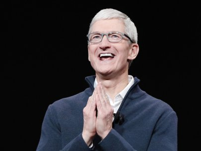 "La décision intuitive ""folle"" de Tim Cook"